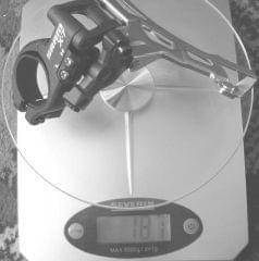 przerzutka przednia - SRAM X-7 / 2007