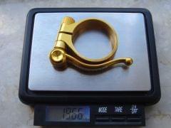 Seatpost clamps / Zaciski sztycy