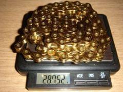 KMC X9 L Gold (116ogniw)