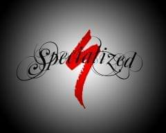 Specialized Wallpaper Silver