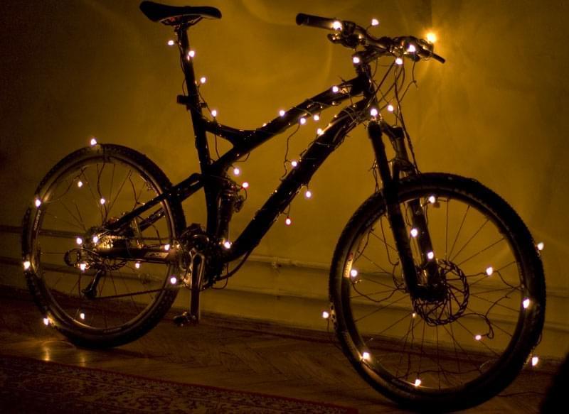 Rower na święta