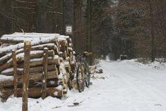 Zima 2010 i mój GT :-)
