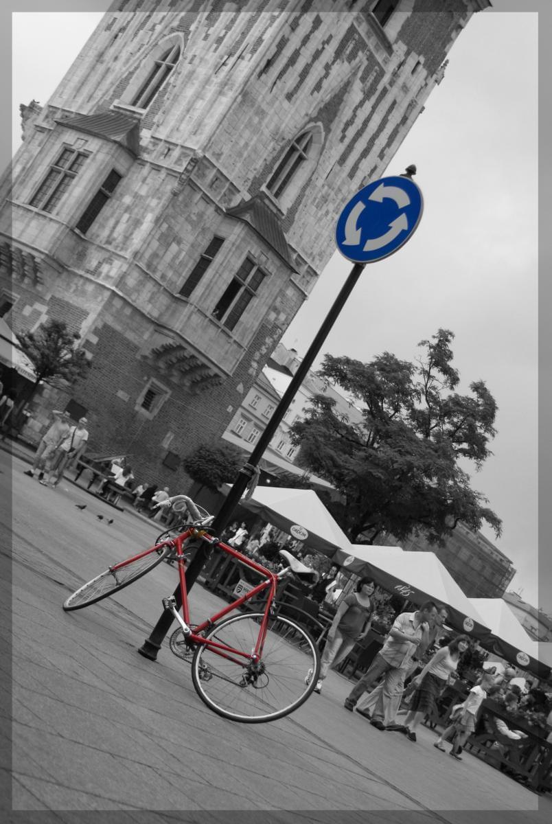 Rower. Kraków '10