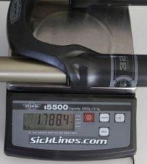 Fox 15QR Talas 120-150mm 2011 z 215 mm rurą sterową