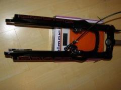 Epicon RLD 2008r.  z 220 mm rurą sterową i adapterem IS/PM
