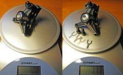 Zacisk Shimano XTR M975