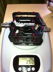 Superstar Components ULTRA Mag CNC + Ti Axle Upgrade - 260g