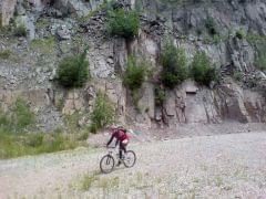 Kamieniołomy- okolice Zacler'a (CZ)