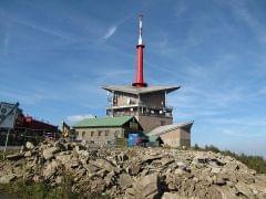 Lysa Hora zdobyta 1324 m n.p.m.