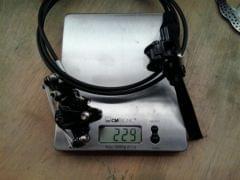 Avid Elixir 9 RS Carbon
