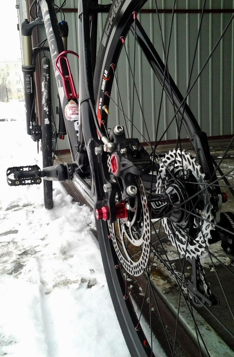 Rower na sezon 2013
