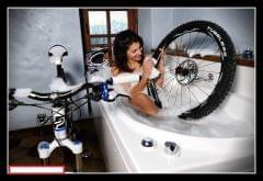 dbanie O rower