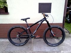 Dartmoor Hornet +Marzocchi 55 R