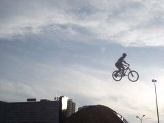 9. Ride The Sky