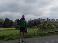 Zamek Carcassonne
