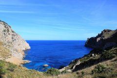 W drodze do Cap de Formentor