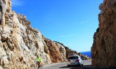Droga w kierunku Cap de Formentor
