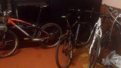 Znowy mi rowerów przybyło :D