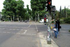 Oddzielna sygnalizacja dla rowerzystow