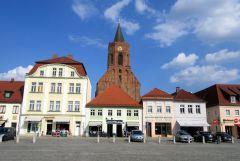 Rynek w Beeskow