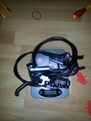 Shimano SLX BR-M675
