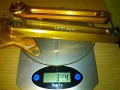 KCNC K-Type 44/32/22 175mm