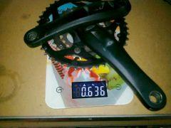 Deore LX FC M572