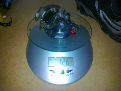 Shimano LX FD M570   przód